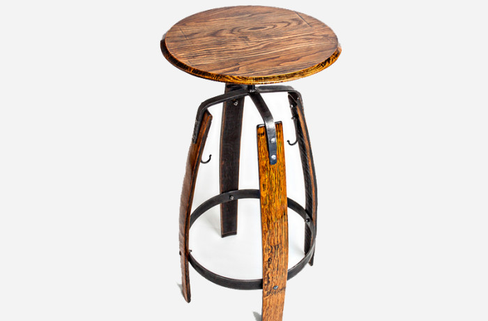 Bourbon Bar Table