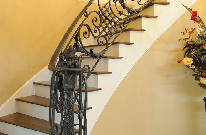 italianate Railing