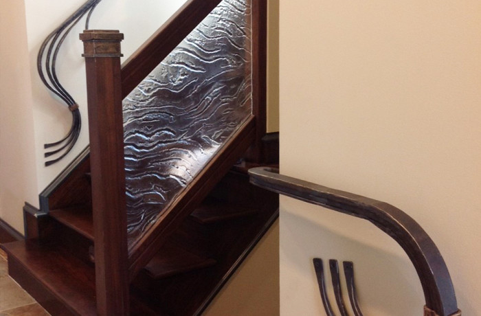 Wall Mounted HandRails